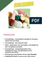 6. Pendahuluan Pharmacology