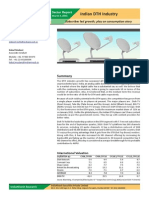 Indian DTH Industry_Sector Report