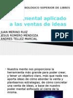 Poder Mental Aplicado a Las Ventas de Ideas