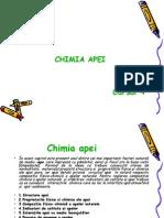 Chimia Apei