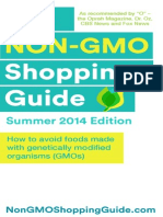Non GMO Shoppers Guide