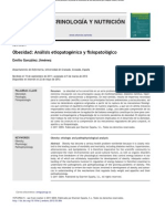 Etiopatogenia Obesidad