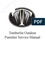 Punisher Service Manual (092105)