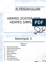 LAPORAN PENDAHULUAN HERPES