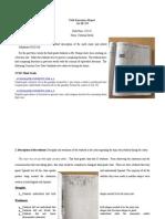 EE 333 Field Experience Report Seven