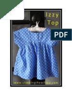 Izzy Top Sizes 18 Months - 5