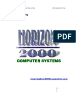 Java Programming Training Notes Pro 2