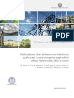 Grassi - Realizzazione Di Un Software Con Interfaccia Grafica Per l'Audit Energetico__ENEA