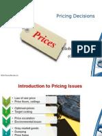IX (c)Pricing Strategies