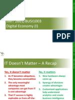 DigitalEconomy(I)