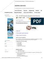 ITIL _ 70 TOP Interview Questions and Answers - ToP Interview Questions Answers