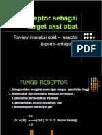 interaksi obat-reseptor