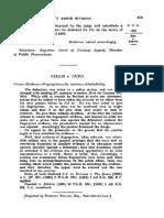 Callis v Gunn [1964] 1 Q.B. 495