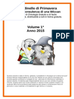 Rondinelle di Primavera Con i due Pinguini pdf di Chirologia Volume 1°