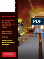 Are Political Risks the greatest emerging threat to improved fire safety