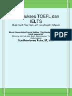 Tips Sukses TOEFL Dan Ielts Rev
