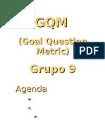 GQM (1) PLANIFICACION DE UN PROYECTO INFORMÁTICO