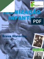 Imunização Infantil Trabalho Final3