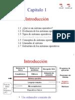 Intro - Sistemas Operativos