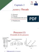 Proceso s - Sistemas Operativos
