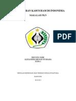 Tugas PKN Kasus Pelanggaran HAM negara indonesia