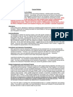 ACCT 2200 - Course Policies
