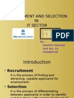 Rashmi(Recruitment & Selection in IT Sector) (1)