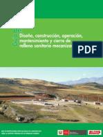 Guia de Relleno Sanitario Mecanizado Perú
