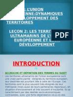 LES TERRITOIRES ULTRAMARINS DE L'UNION EUROPÉENNE ET LEUR DÉVELOPPEMENT.pptx