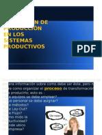 5 La Función de Producción en Los Sistemas Productivos