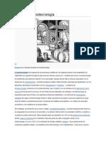 Historia de La Biotecnología