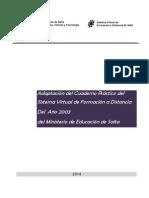 Cuaderno Practico Adaptacion 2014 EduSalta