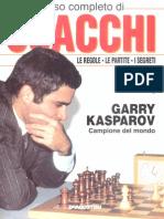 Garry Kasparov Corso Completo Di Scacchi Vol 1 001