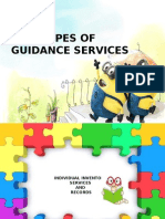 TOPIC 2 Guidance and Counselling Services
