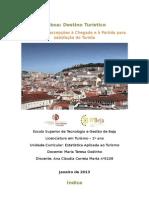 Lisboa_Destino Turístico