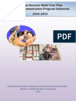 Indonesia-Comprehensive Multi-year Plan for -2010-2014 - Year 2010