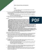 Empirical and Behavioural Finance