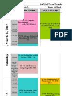 1st+Midterm+exam+schedule++Spring+2015-+verion-Final+updated