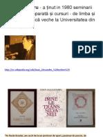Ioan Alexandru - limba și civilizație ebraică