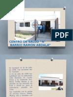 Centro de salud ramon abdala