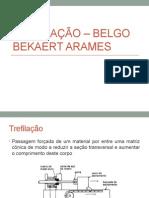 Trefilação – Belgo Bekaert Arames