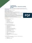 Sap Fi Consultant Certification