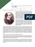 Guía. Guerra Civil de 1891