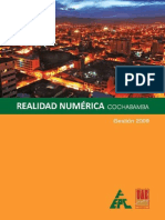 Realidad Numérica de Cochabamba, 2010
