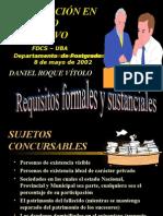 Presentacion Uba
