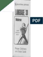 Hebrew Start Speaking Today! (Language 30).pdf