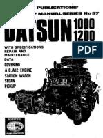 -教學資源-Datsun 1000 and 1200 A10 A12