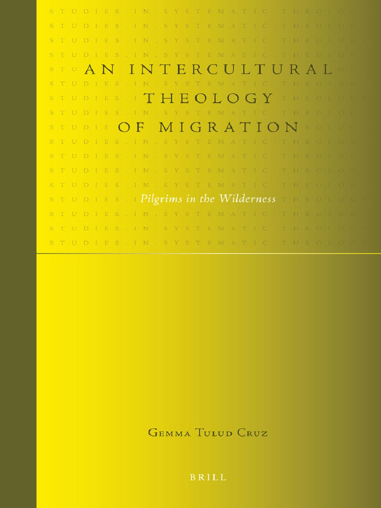 An intercultural theology of migration by brill philippines an intercultural theology of migration by brill philippines migrant worker fandeluxe Image collections