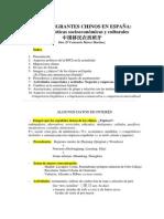 Inmigrantes Chinos en España - Negocios