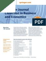 Collection Sheet Business Economics